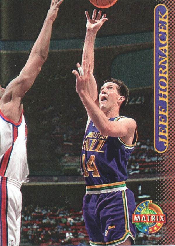 1996-97 Stadium Club Matrix #68 Jeff Hornacek