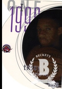 1997-98 Upper Deck Rookie Discovery 1 #R9 Tracy McGrady