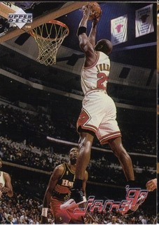 1997-98 Upper Deck #139 Michael Jordan JAM