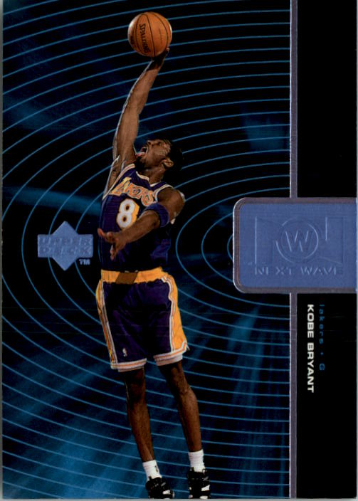1998-99 Upper Deck Next Wave #NW1 Kobe Bryant