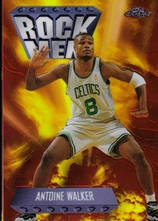 1998-99 Topps Chrome Season's Best #SB18 Antoine Walker