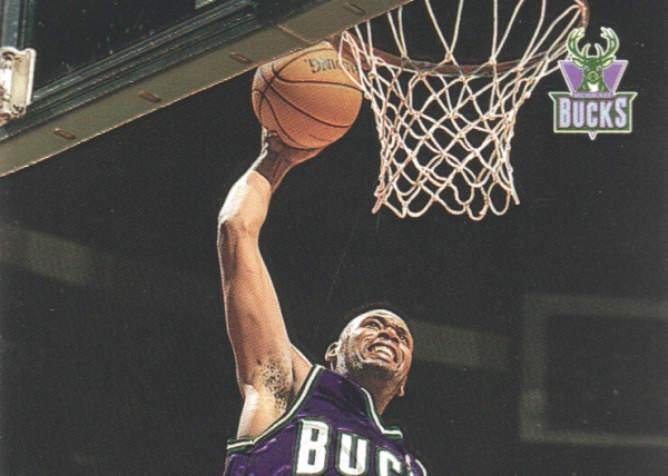 1998-99 Stadium Club Chrome #SCC5 Glenn Robinson