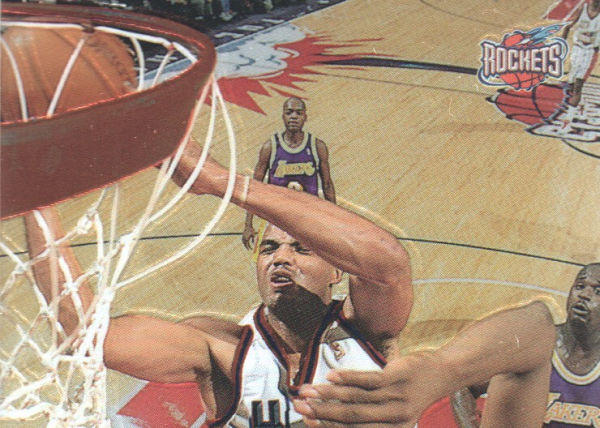 1998-99 Stadium Club Chrome #SCC7 Charles Barkley