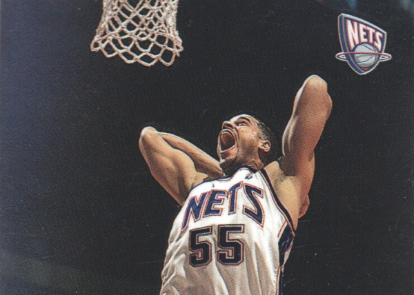 1998-99 Stadium Club Chrome #SCC12 Jayson Williams