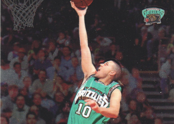 1998-99 Stadium Club Chrome #SCC31 Mike Bibby