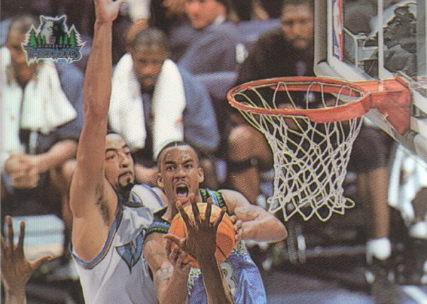 1998-99 Stadium Club Chrome Refractors #SCC10 Stephon Marbury