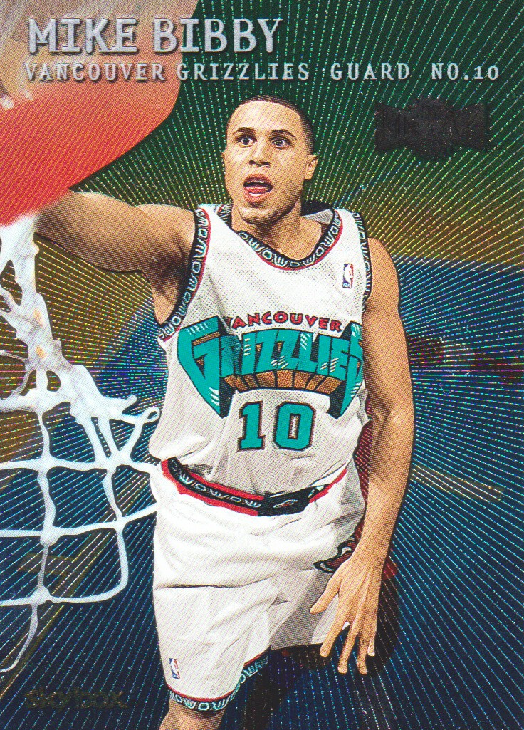1999-00 Metal Emeralds #21 Mike Bibby