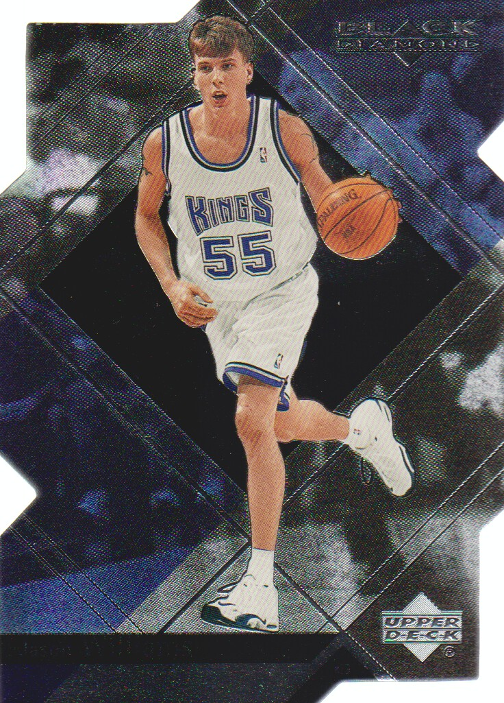 1999-00 Black Diamond Diamond Cut #69 Jason Williams