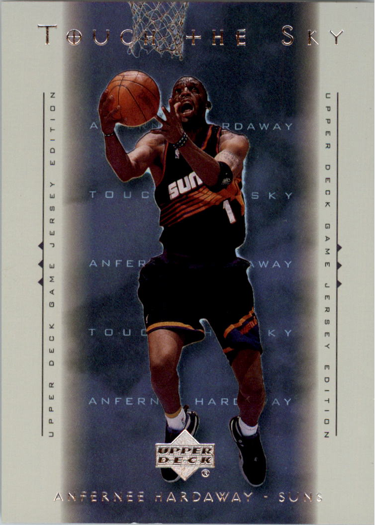 2000-01 Upper Deck Touch the Sky #T4 Anfernee Hardaway