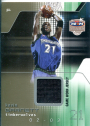 2002-03 Hoops Stars Superstars Game-Used #KG Kevin Garnett JSY