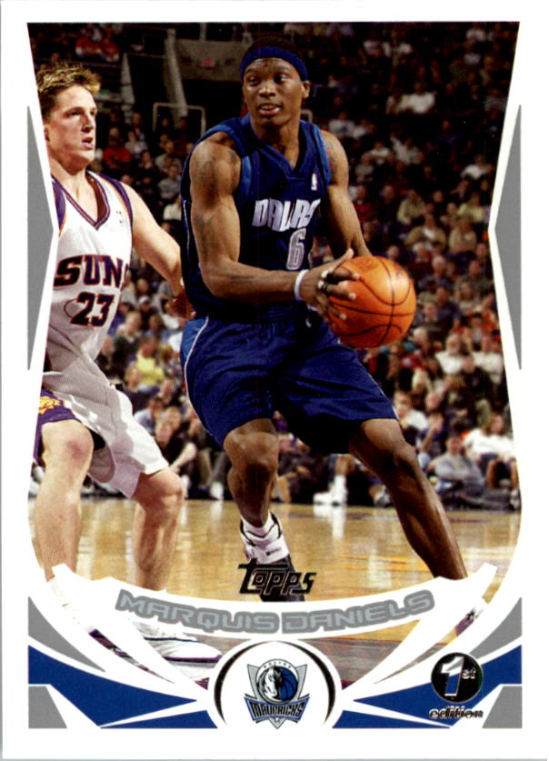 2004-05 Topps First Edition #92 Marquis Daniels