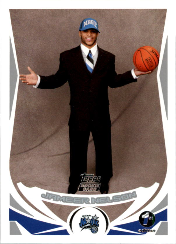 2004-05 Topps First Edition #240 Jameer Nelson