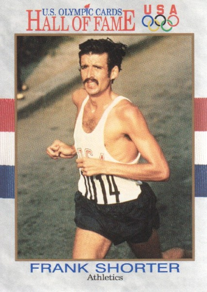 1991 Impel U.S. Olympic Hall of Fame #21 Frank Shorter