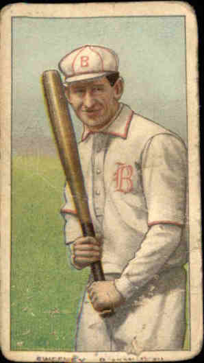 1909-11 T206 #477 Bill Sweeney/Boston