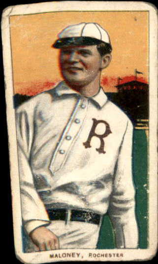 1909-11 T206 #299 Billy Maloney ML