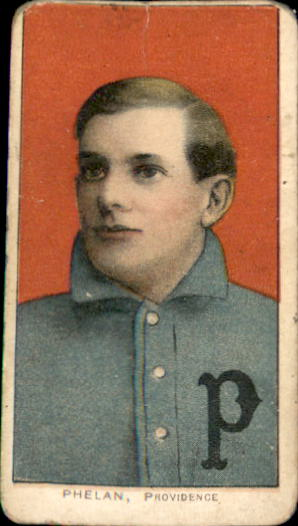 1909-11 T206 #392 Jimmy Phelan ML