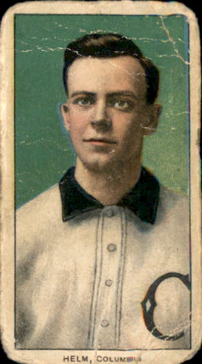 1909-11 T206 #208 J.Ross Helm SL