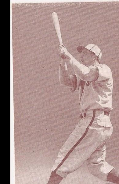 1947-66 Exhibits #217A Vern Stephens/(Browns)