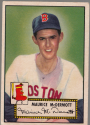 1952 Topps #119 Mickey McDermott