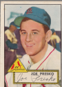 1952 Topps #220 Joe Presko RC