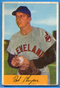 1954 Bowman #4 Bob Hooper front image