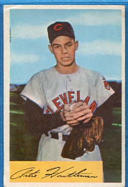 1954 Bowman #20 Art Houtteman
