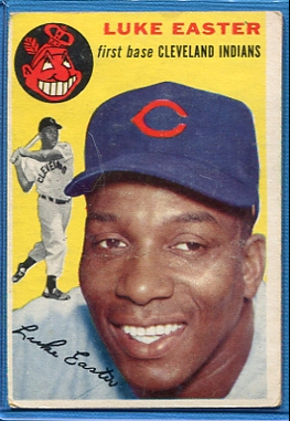 1954 Topps #23 Luke Easter