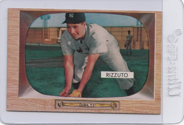 1955 Bowman #10 Phil Rizzuto