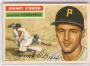 1956 Topps #65A Johnny O'Brien GB