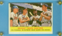 1958 Topps #351 Braves Fence Busters/Del Crandall/Eddie Mathews/Hank Aaron/Joe Adcock