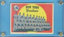 1959 Topps #510 New York Yankees CL
