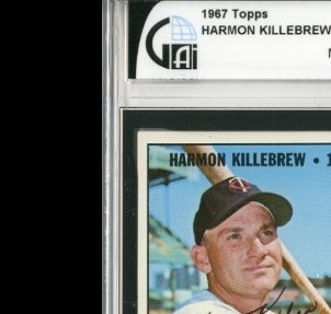 1967 Topps #460 Harmon Killebrew