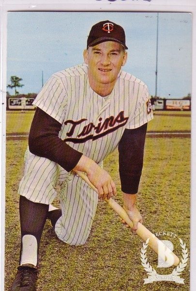 1968 Dexter Press #46 Harmon Killebrew
