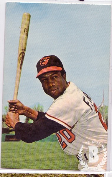 1968 Dexter Press #66 Frank Robinson