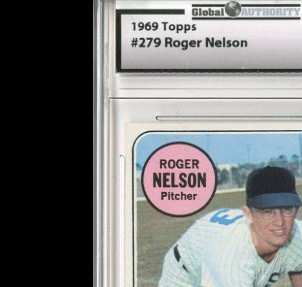 1969 Topps #279 Roger Nelson