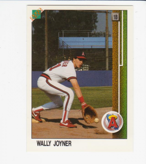 1988 Upper Deck Promos #A700 Wally Joyner