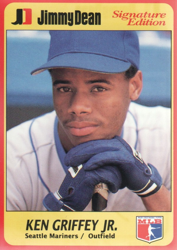 1991 Jimmy Dean #2 Ken Griffey Jr.