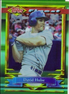 1994 Finest Refractors #148 David Hulse