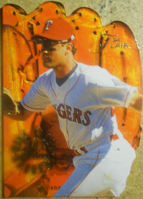 1994 Flair Hot Gloves #2 Will Clark