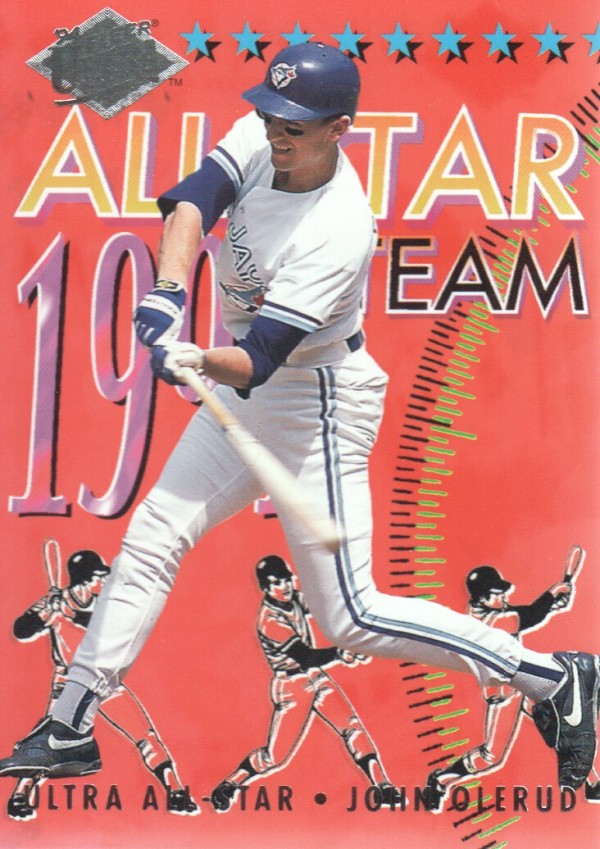 1994 Ultra All-Stars #9 John Olerud