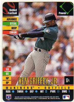 1995 Donruss Top of the Order #150 Ken Griffey Jr. R
