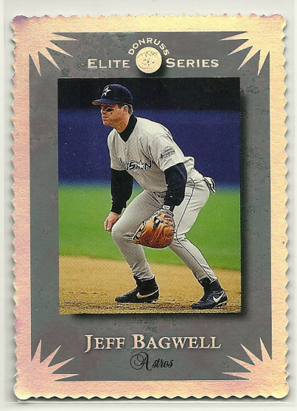 1995 Donruss Elite #49 Jeff Bagwell