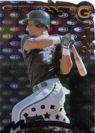 1998 Donruss Gold Press Proofs #305 Magglio Ordonez