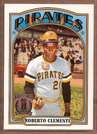 1998 Topps Clemente #18 Roberto Clemente 1972