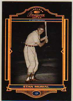 2004 Timeless Treasures Bronze #78 Stan Musial