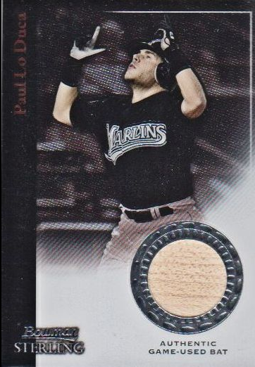 2004 Bowman Sterling #PL Paul LoDuca Bat