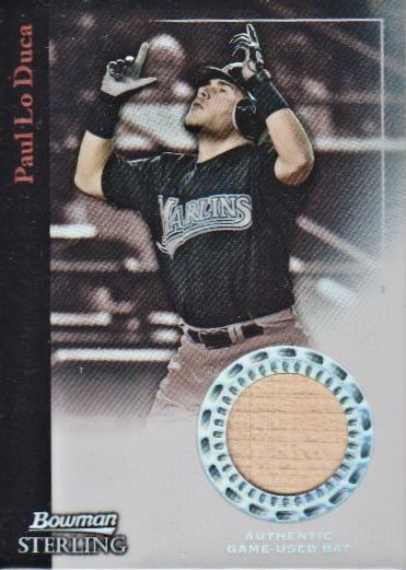 2004 Bowman Sterling Refractors #PL Paul LoDuca Bat