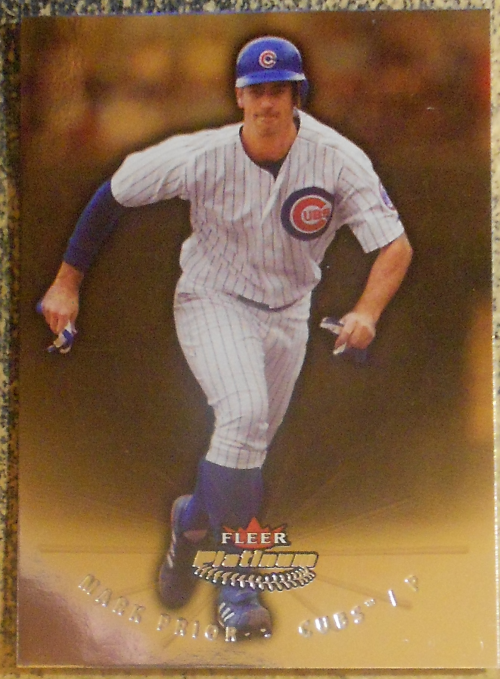 2005 Fleer Platinum Extreme #98 Mark Prior