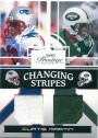 2006 Playoff Prestige Changing Stripes #5 Curtis Martin