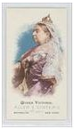 2006 Topps Allen and Ginter Mini Bazooka #335 Queen Victoria